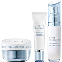 ARTISTRY IDEAL RADIANCE Power-System