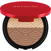 ARTISTRY SIGNATURE COLOR All-Out Glam Contour & Shape Palette