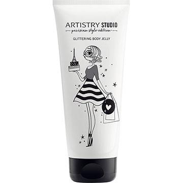ARTISTRY STUDIO Parisian Style Edition Schimmerndes Körpergelée