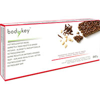 bodykey Fettreduzierter Riegel Schokolade