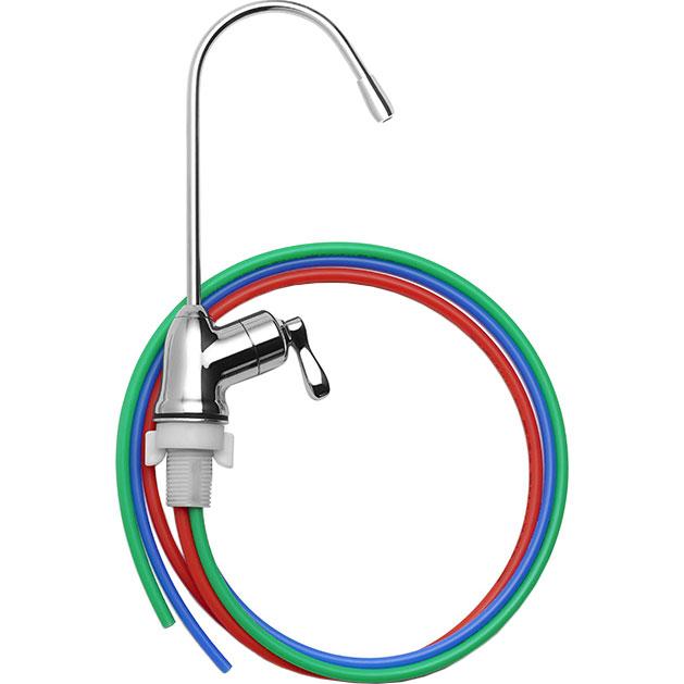eSpring Ergänzungs-Anschluss-Set mit Zusatzwasserhahn