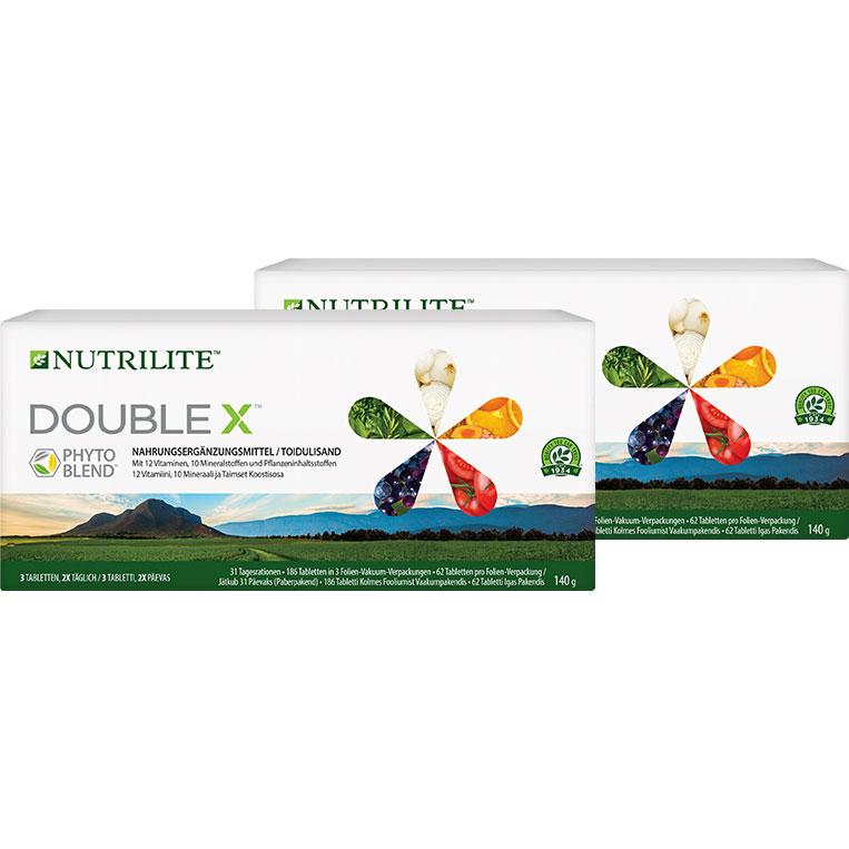 NUTRILITE Double X Nachfüllpackung