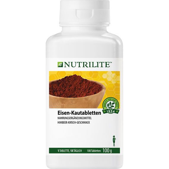 NUTRILITE Eisen Kautabletten