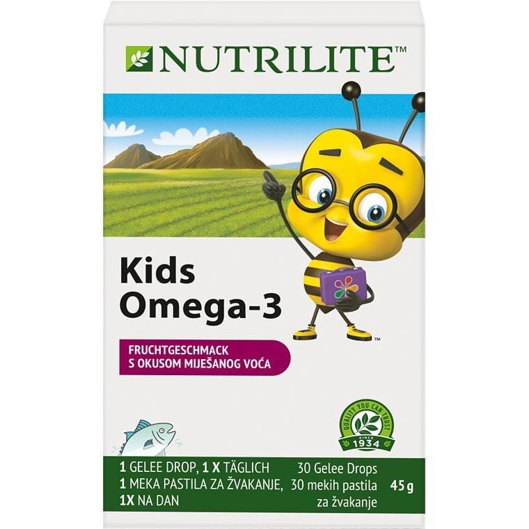 NUTRILITE Kids Omega-3 Kautabletten