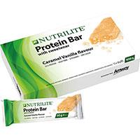 NUTRILITE Protein-Riegel Karamell-Vanille