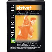 NUTRILITE strive+ Isotonisches Getränkepulver Grapefruit