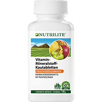 NUTRILITE Vitamin Mineralstoff Kautabletten